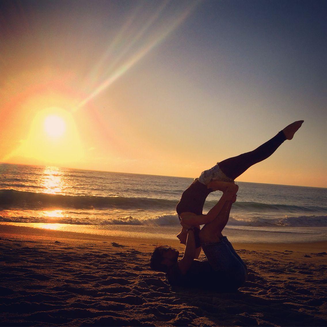 Yoga en pareja