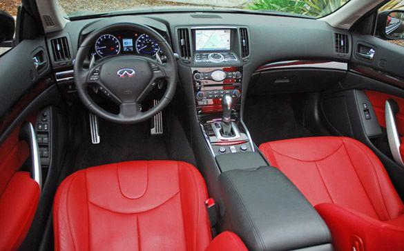 Kinda Wish I Had The Red Interior Maybe