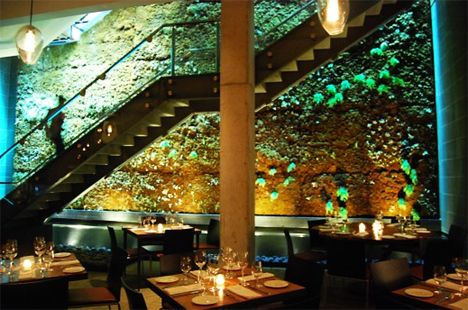 the moss room restaurant