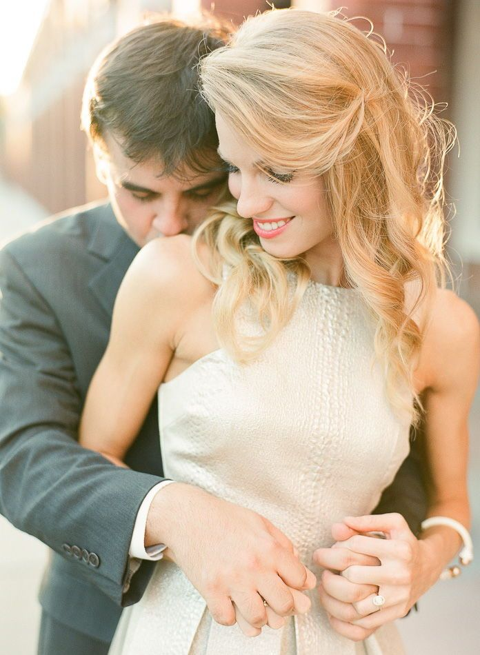 dressy engagement session outfits