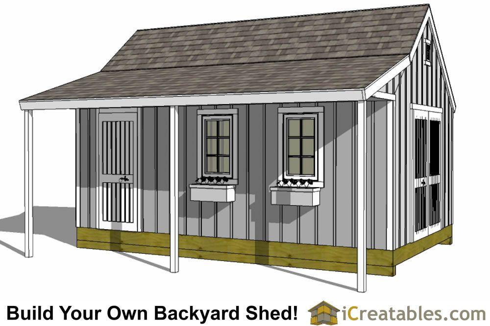 Garden Sheds Building Plans 12x20 garden shed plans | building - landscaping & garden
