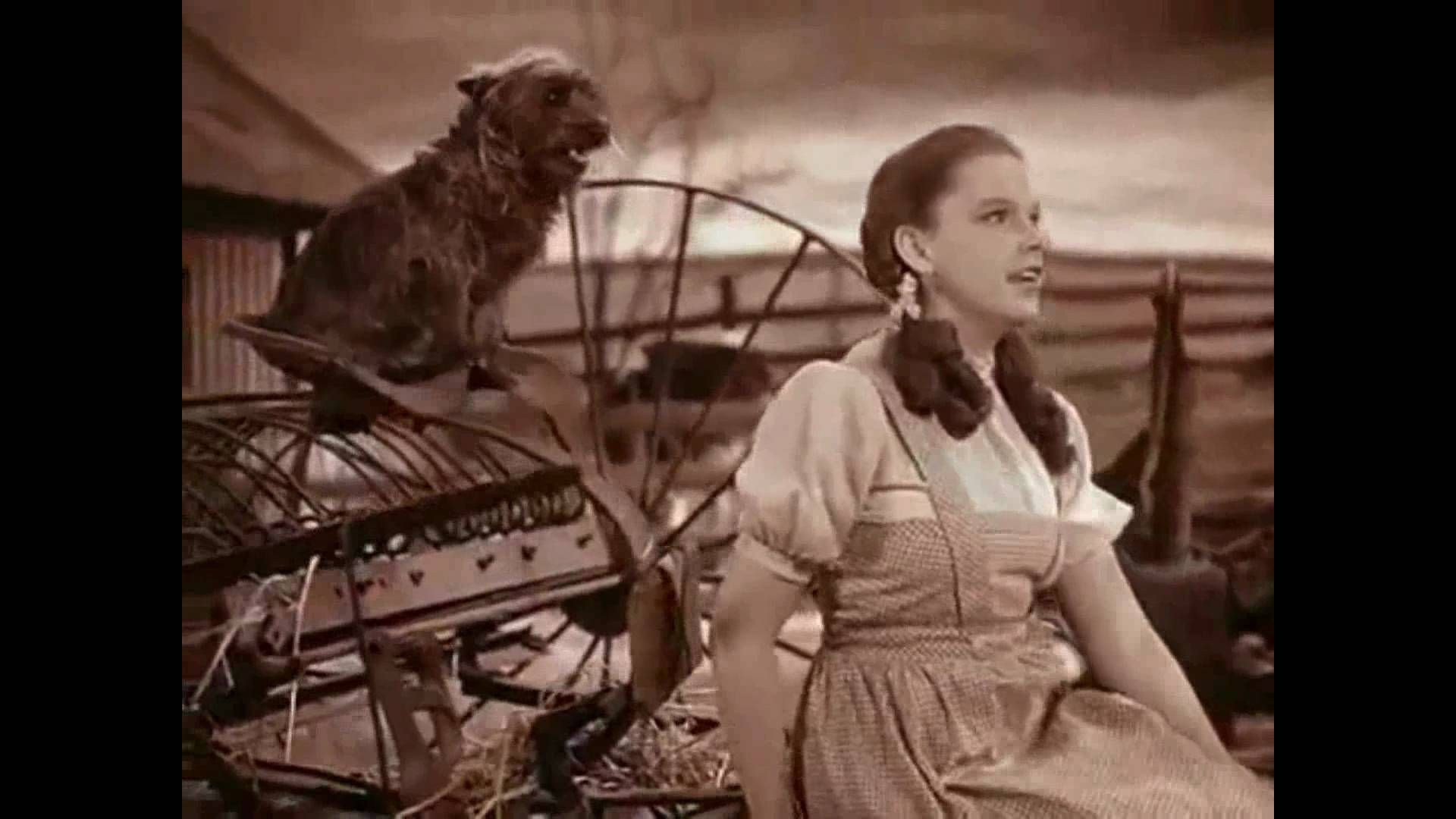 Judy Garland Somewhere Over The Rainbow Highest Quality Music