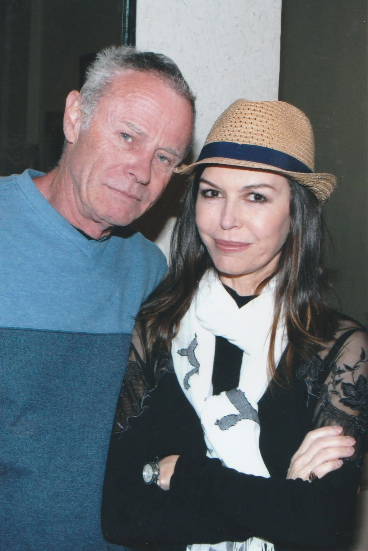Finola Hughes Tristan Rogers Now And Forever General Hospital Love Her