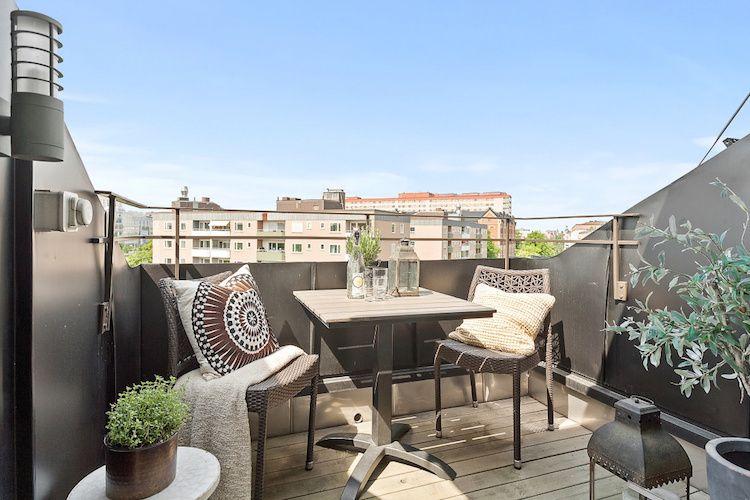 Aménagement toit terrasse moderne – 22 idées magnifiques à piquer ...
