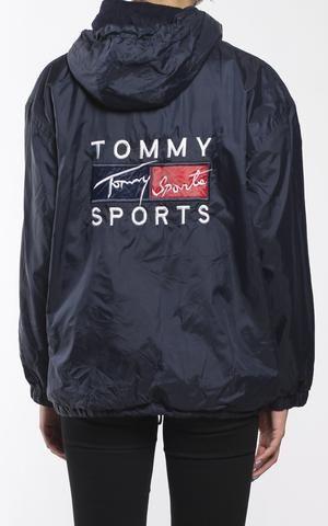 kenkäkauppa halpa myynti yksinoikeudella Vintage Tommy Sports Windbreaker Jacket in 2019 | Tommy ...