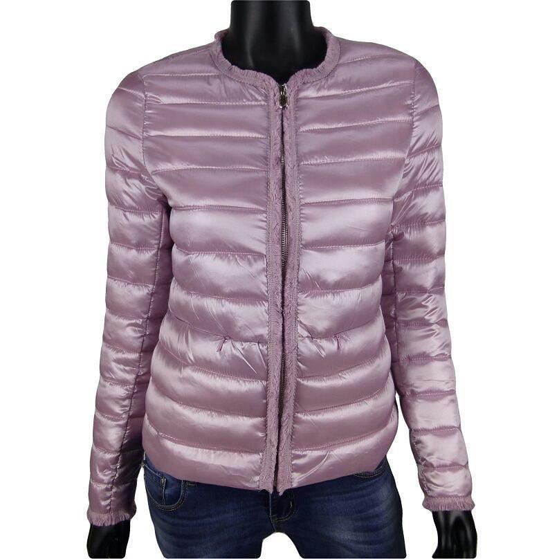 Gewatteerde jack in glanzend roze  35- Online: www.dannyschoice.nl  En in de winkel: #Beverwjk  #fashion #picoftheday #cute #beautiful