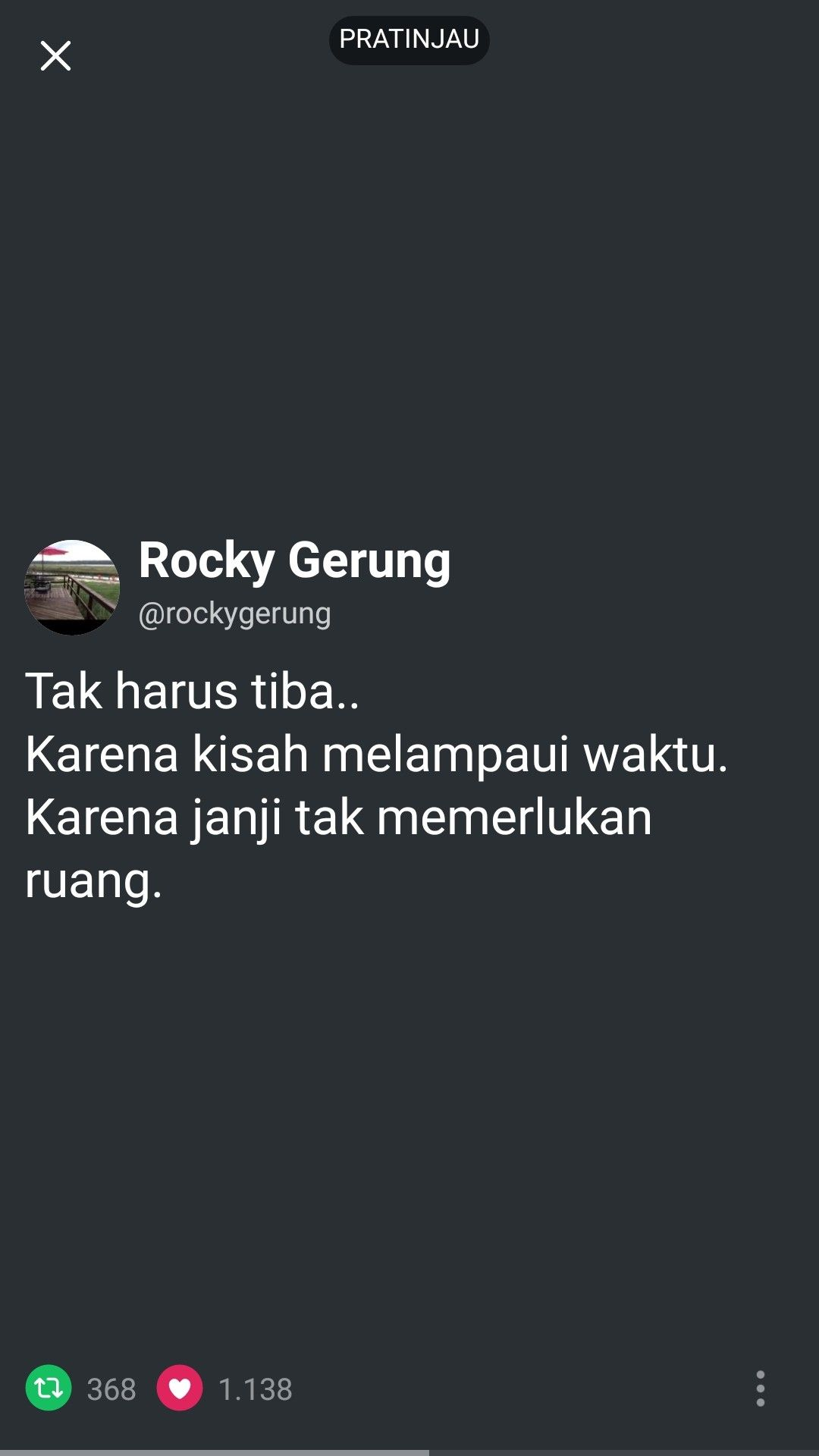 Rocky Gerung Kutipan Hidup Kutipan Tentang Cinta Kutipan Motivasi