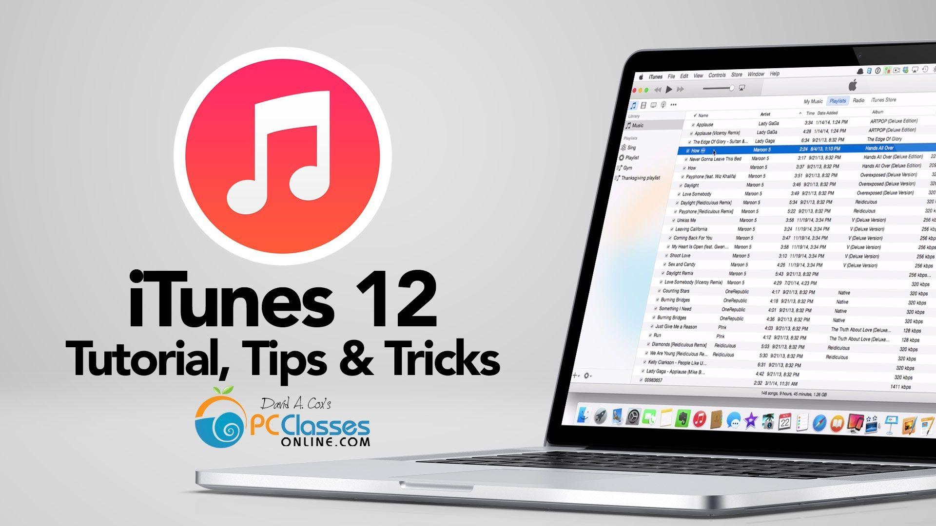 Itunes 12 tutorial tips tricks itunes tutorials pinterest itunes 12 tutorial tips tricks baditri Images
