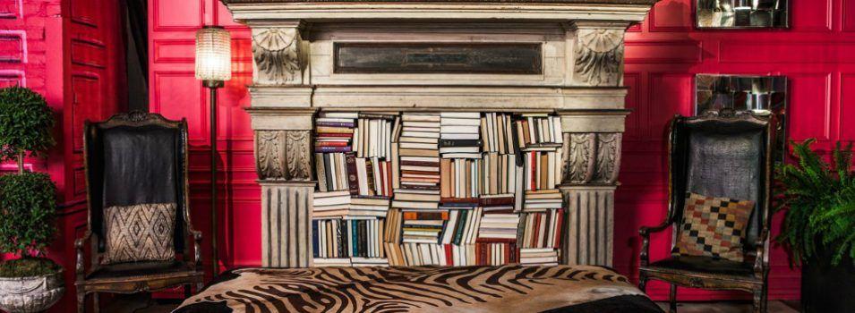 NYFW Opulent Lounges by Ken Fulk