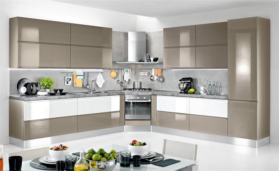 Cucina Alice - Mondo Convenienza | Idee per soggiorni | Cucine ...