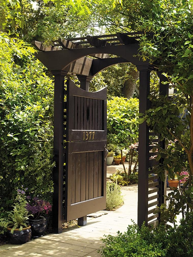 Bing Garden Doors And Gates Garden Archway Garden