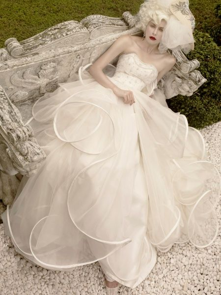 9407   Wedding dress, Weddings and Gowns