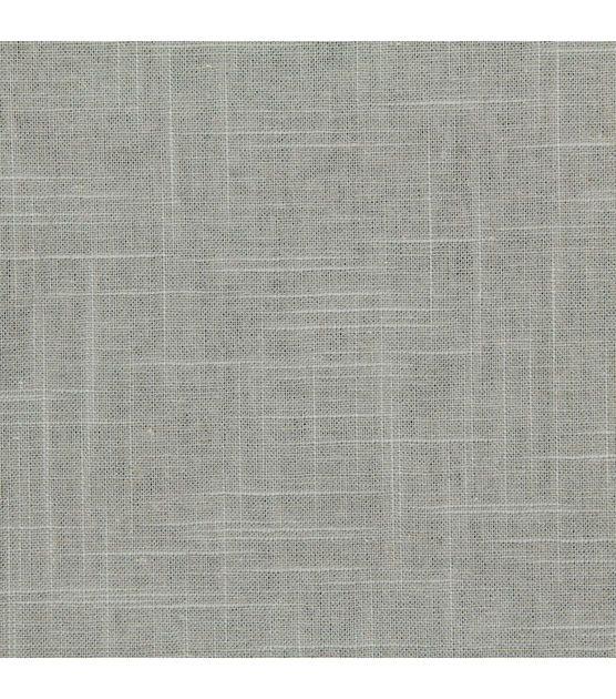 Home Decor Solid Fabric- Robert Allen Linen Slub