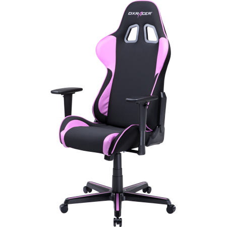 Super Dxracer Formula Series Black And Pink Oh Fh11 Np High Machost Co Dining Chair Design Ideas Machostcouk