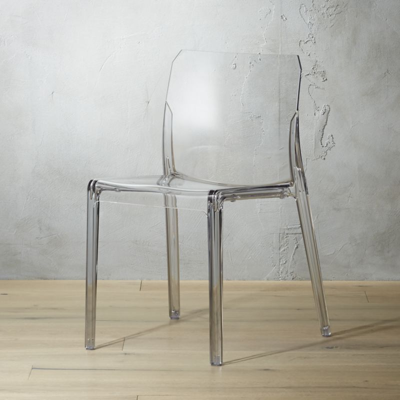 Bolla Clear Dining Chair Reviews Clear Dining Chairs Acrylic