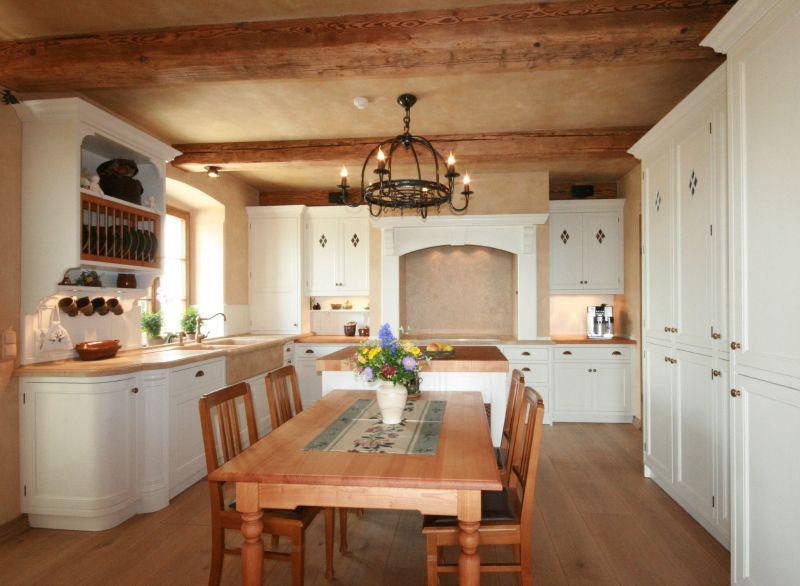 Kücheneinrichtung im englischen Landhausstil Oberlausitz ...