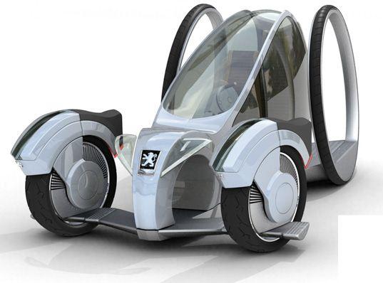 Concept Car Peugeot                                                                                                                                                                                 Más