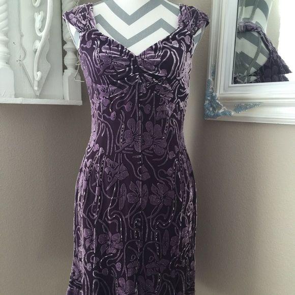 Boston Proper Muse Dress Hp Light Purple Vintage Dresses And Silk