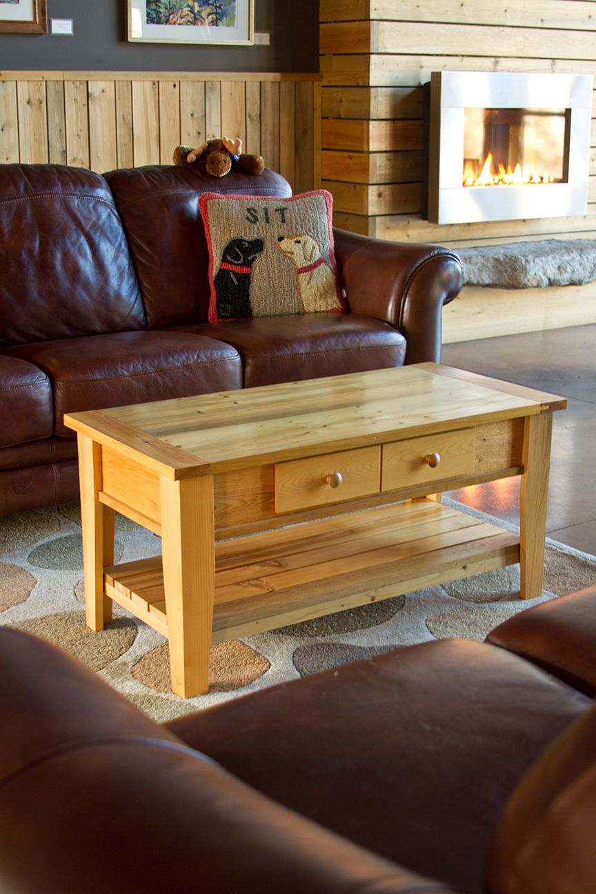 Maine Wood Furniture Maine Heritage Timber S Custom Coffee Tables Will Make Any Maine Furniture Store Finished And Unfinished Furniture