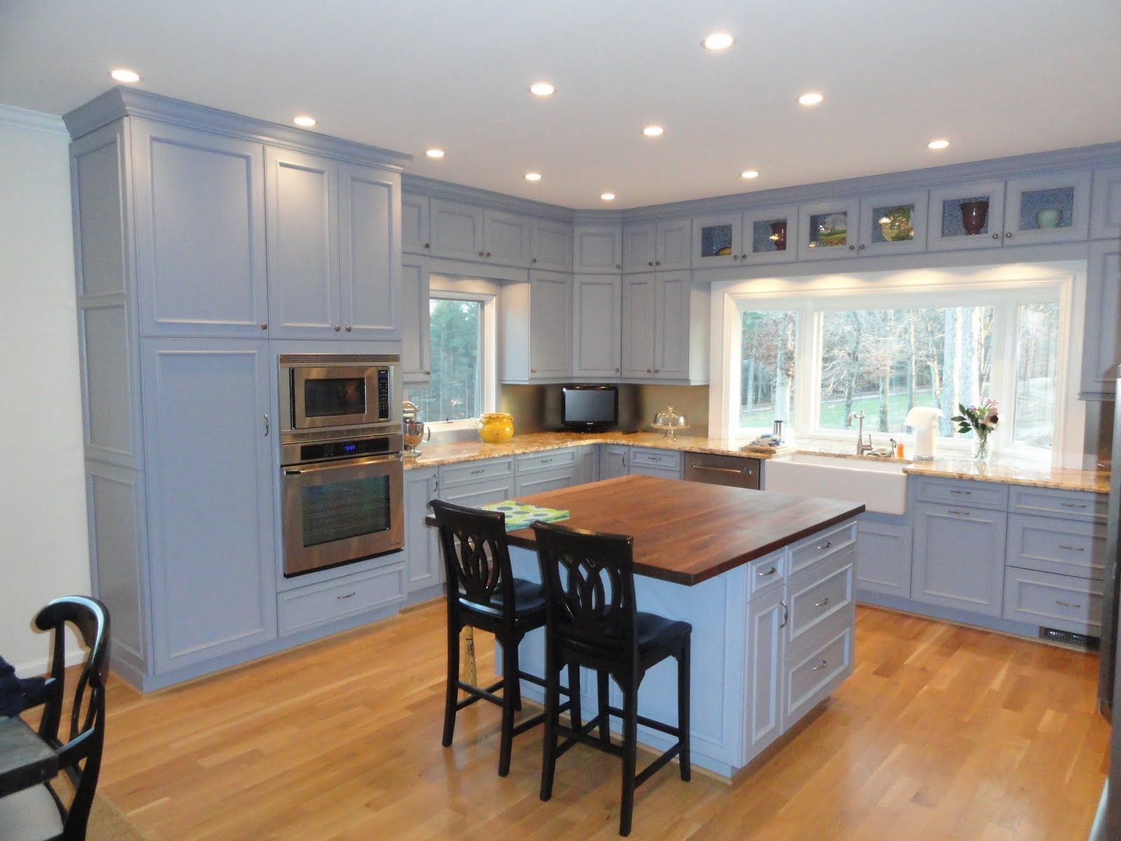 Kitchen Remodel Featuring Greenguard Certified Executive Cabinets