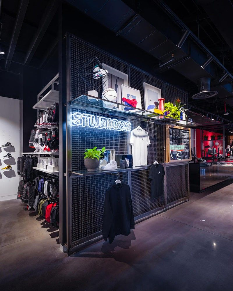 nike store los angeles downtown