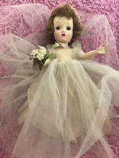Vintage Madame Alexander Bride Doll #bridedolls Vintage Madame Alexander Bride Doll #bridedolls
