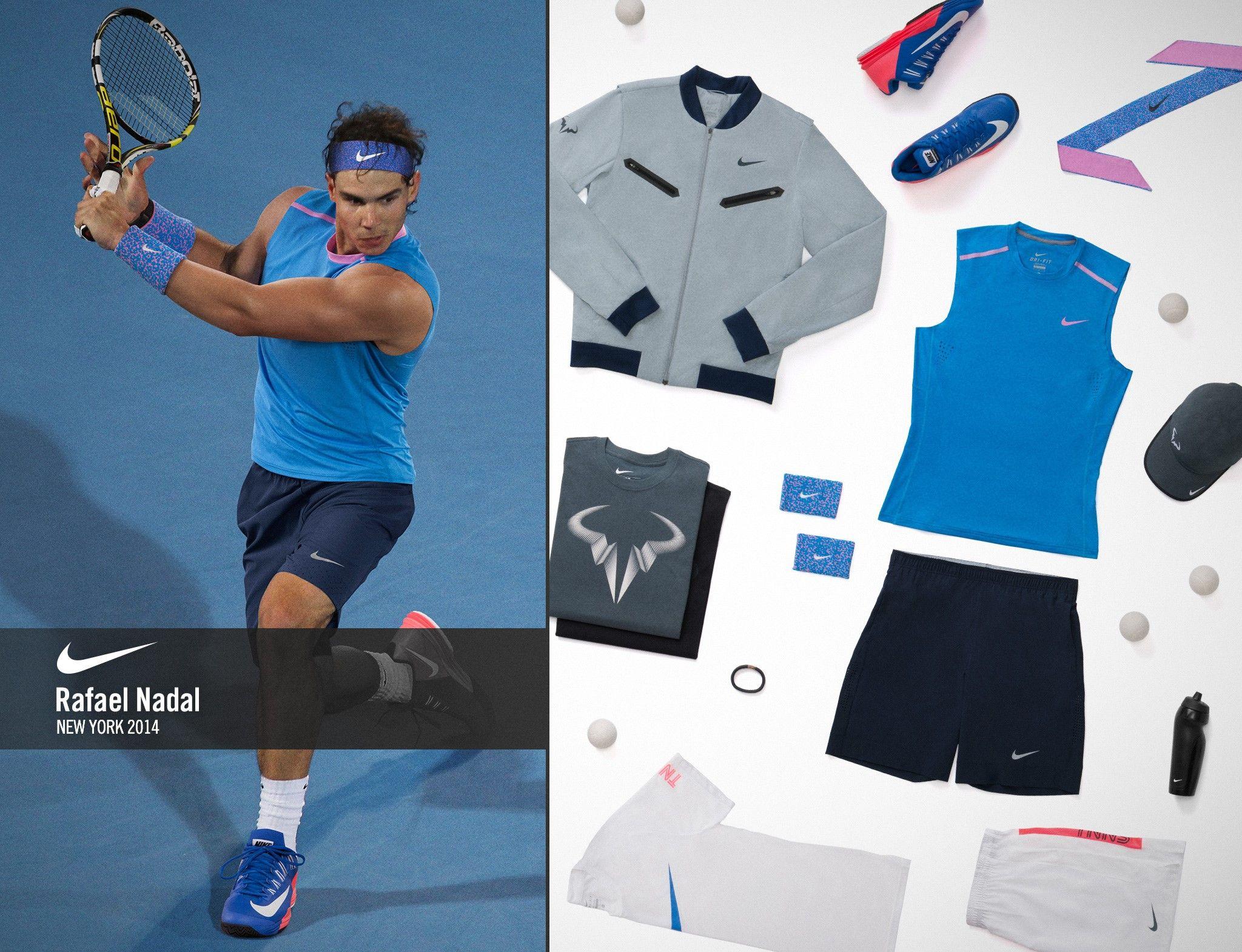 Rafa Nadal Sport Outfits Tennis Clothes Rafael Nadal