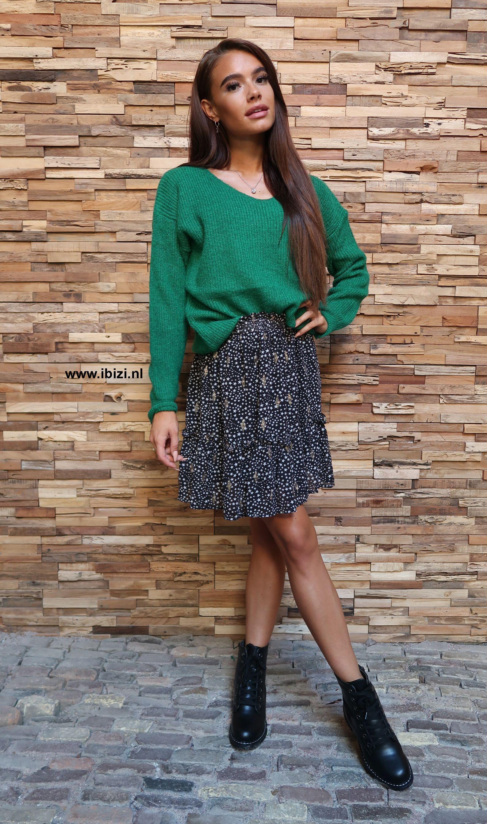 Trui over een jurkje dragen OUTFIT | Marloes Daily