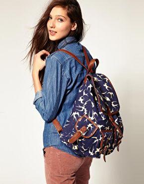 rucksack asos