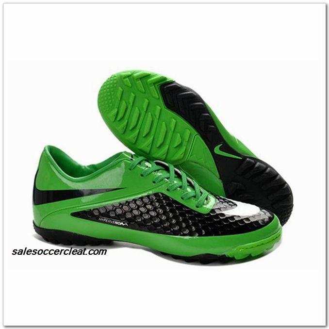 3e2e5192323 Nike Hypervenom Phelon TF Astroturf Lime White Black  61.00