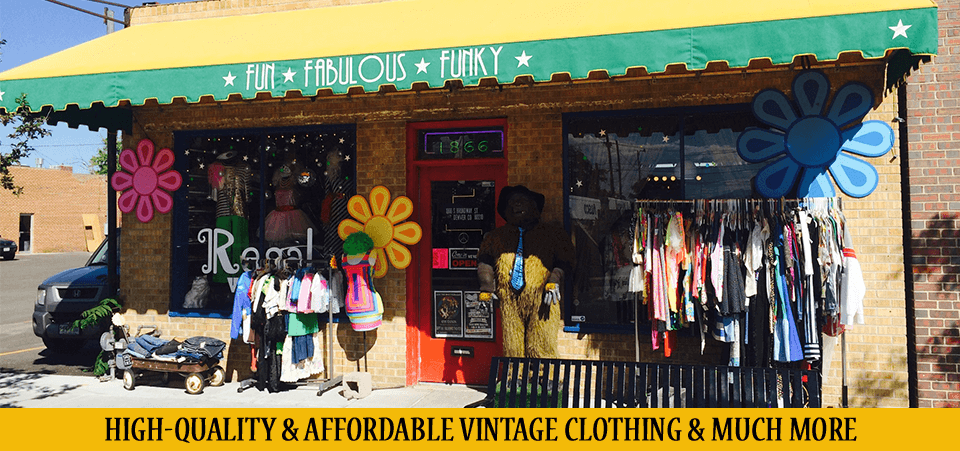 Call Our Thrift Store At 303 830 0216 In Denver Co For Merchandise That Adds Character To Your Wardrobe Vintage Outfits Vintage Clothing Stores Thrifting