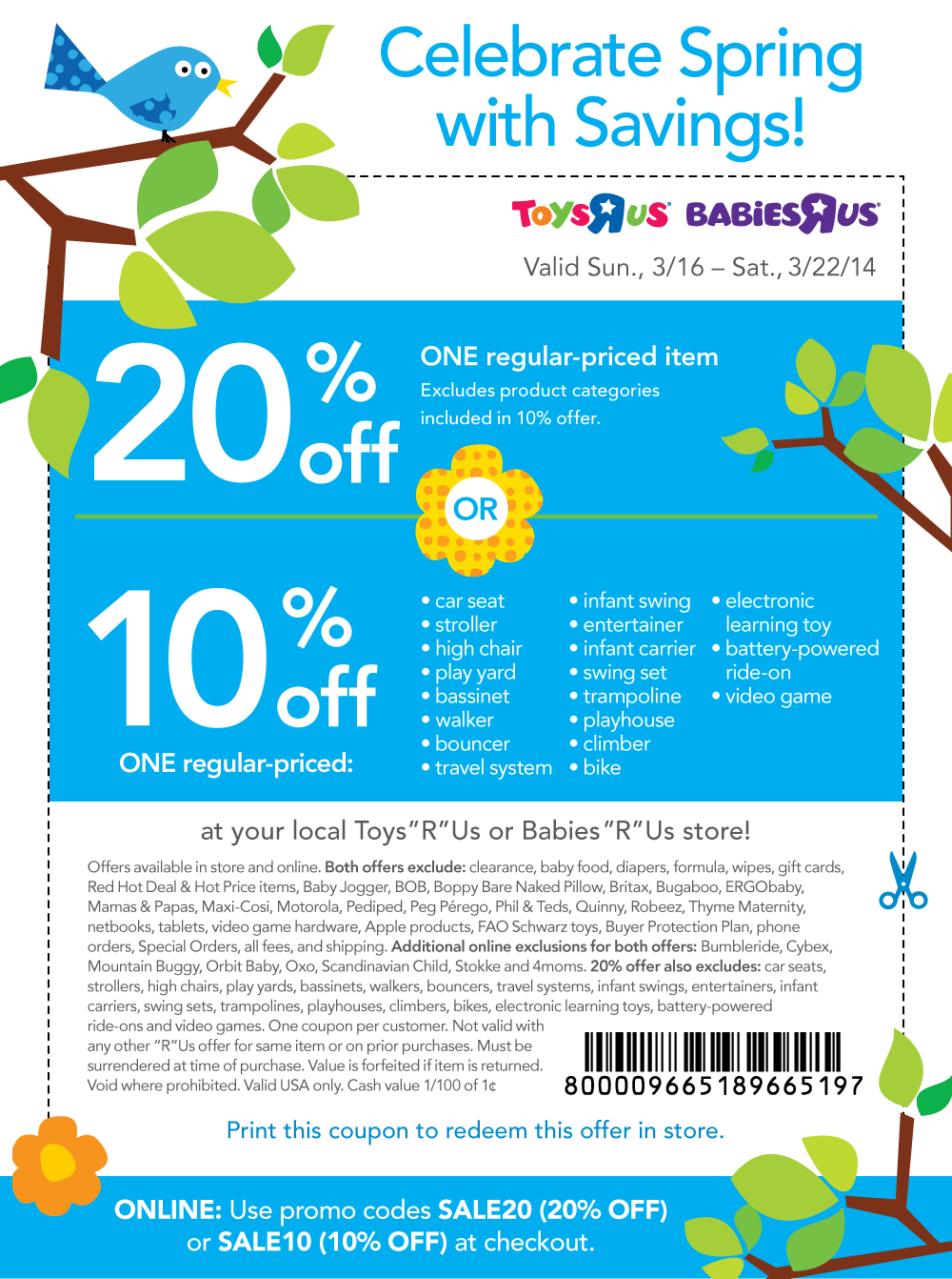 Kirklands coupons december 2013 - Toys R Us Coupon Toys R Us Promo Code From The Coupons App Off A Single Item At Babies R Us Toys R Us Or Online Via Promo Code February