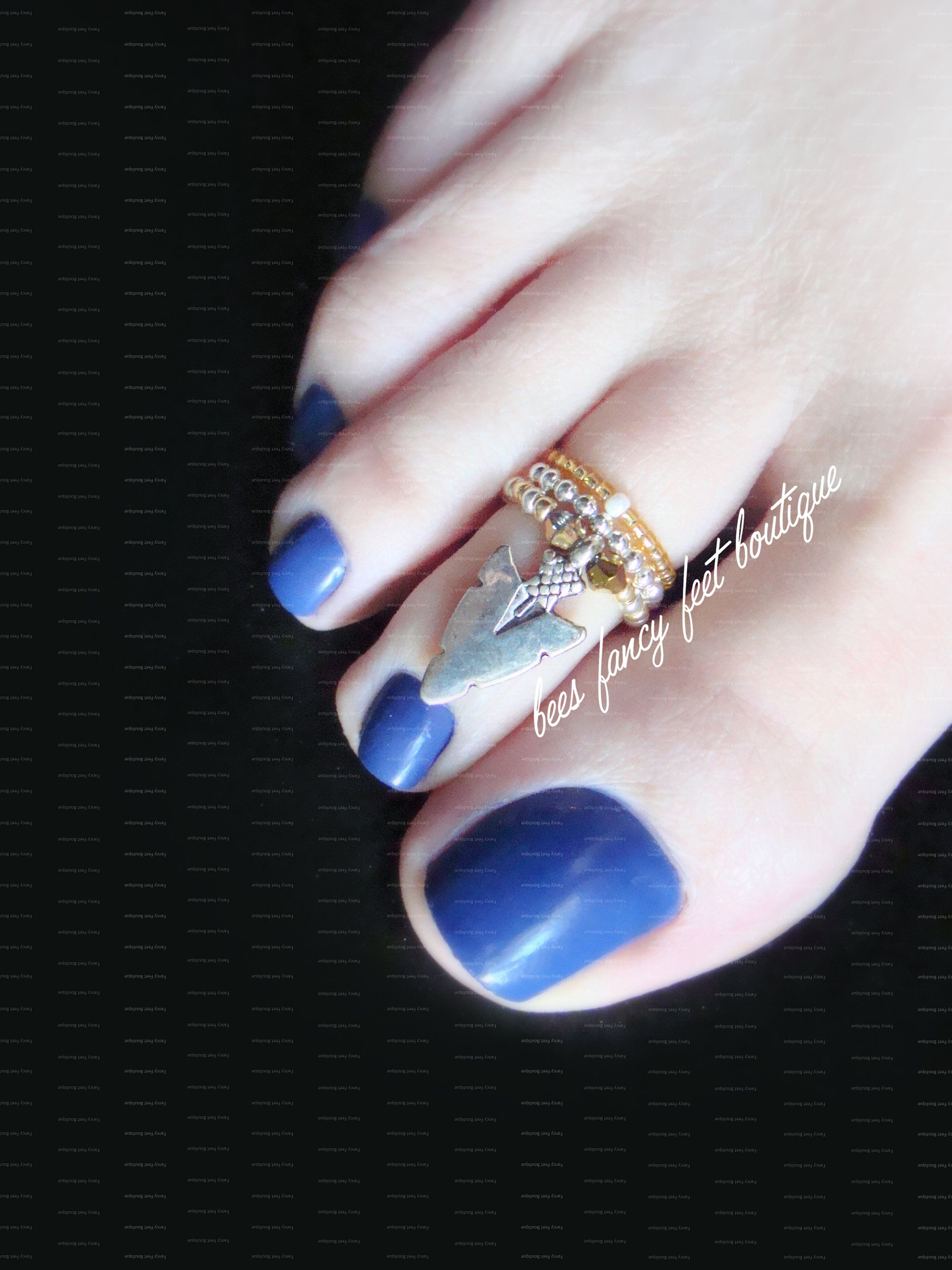 Bride Big Toe Ring Beaded Toe Ring Tiny Silver Crystal Heart and Stacking Bands Toe Ring Stretch Elastic Toe Ring,Toe Rings
