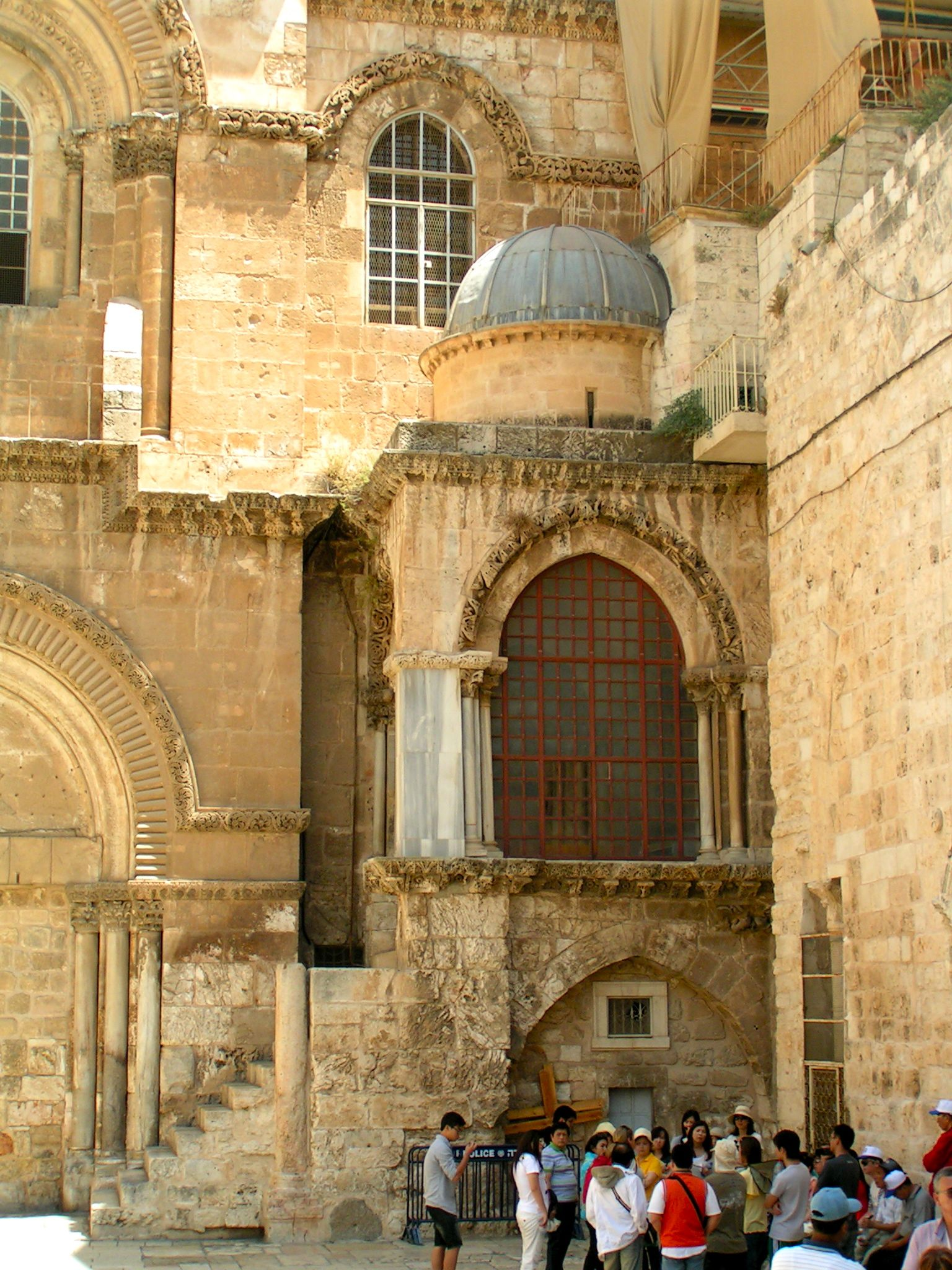 Church of the Holy Sepulchre, Israel.