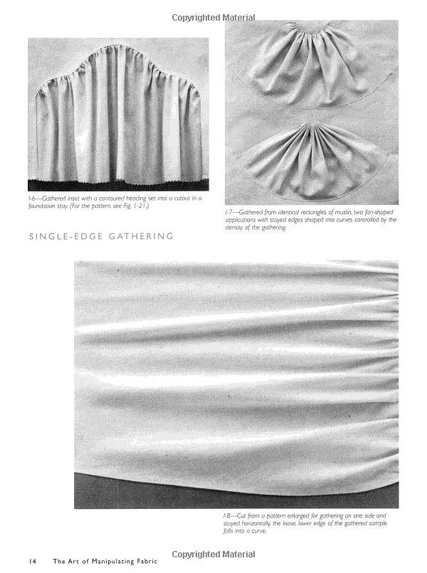 The Art Of Manipulating Fabric Book