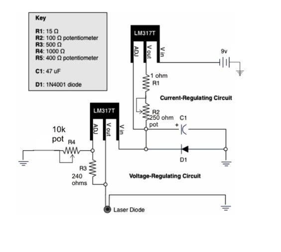 LM317, working as Variable voltage Regulator   Electronics