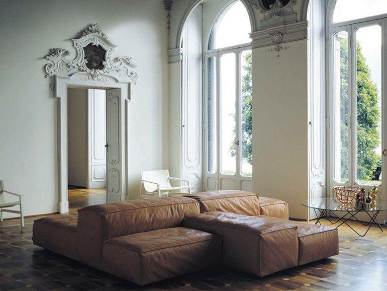 Living Divani Extra Soft.Modular Sofa Extrasoft Living Divani Living Divani Wohnung