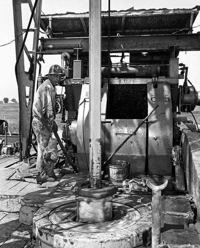 Oil Oil Gang Bang