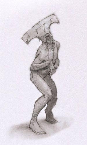 Pin By Kort Martin On Silent Hill Monster Concept Art Creature