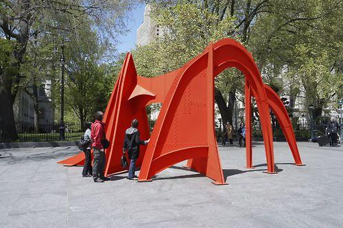 cALDER PUBLIC ART | Happy Birthday Alexander Calder.