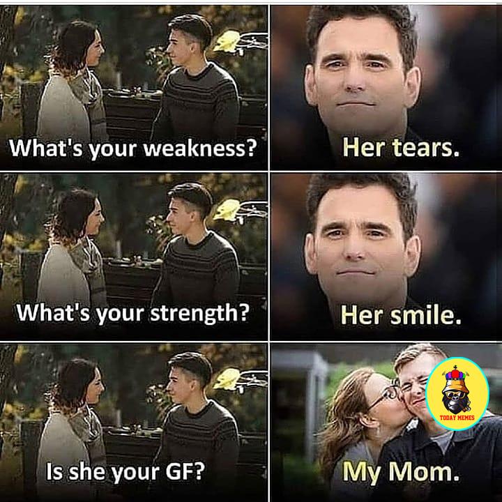Pin by Mytodaymemes on Memes Memes, Meme creator, Her smile