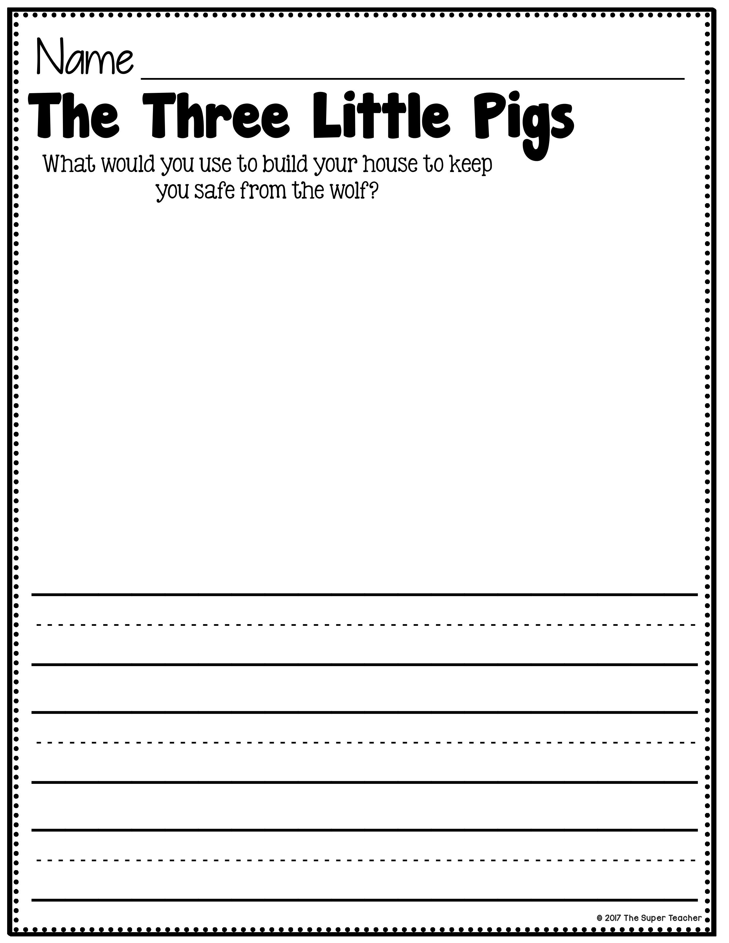 Simple Story Elements Made Practical And Fun Story Elements Three Little Pigs Story Little Pigs [ 3300 x 2550 Pixel ]