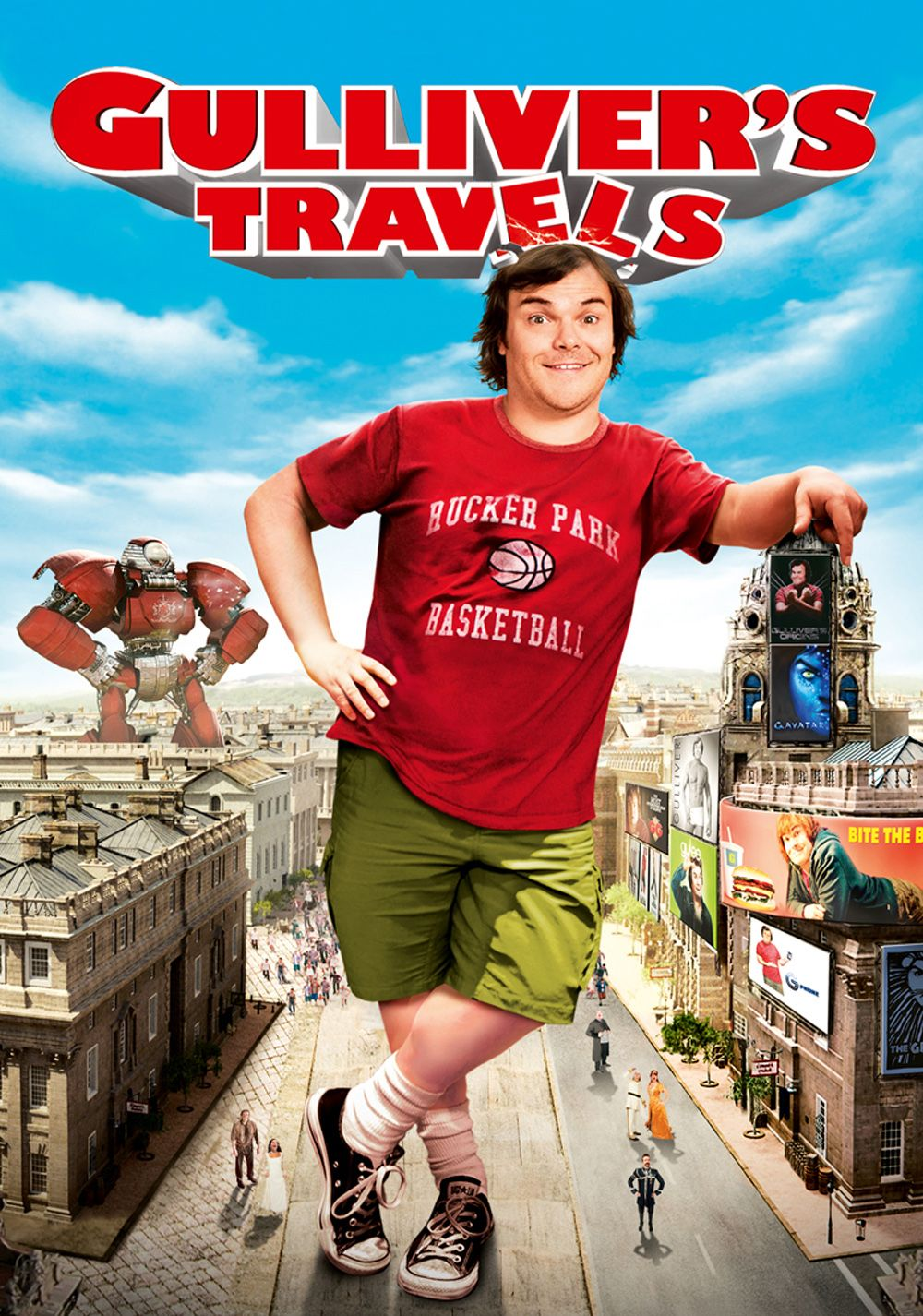 Gulliver S Travels 2010 Something Big Is Going Down Peliculas Completas Peliculas Buenas Peliculas