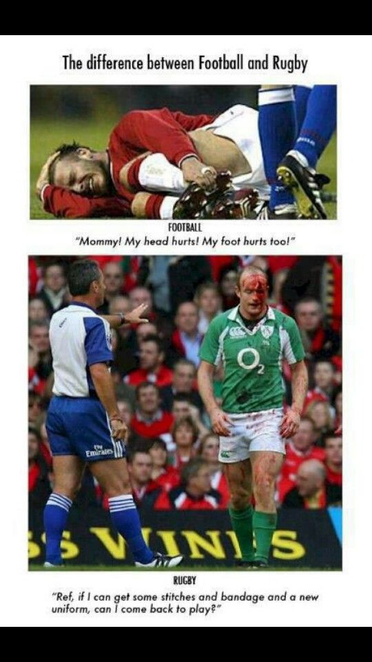 Pin By Christa Houck On Mason Rugby Memes Rugby Sport Rugby Vs Football