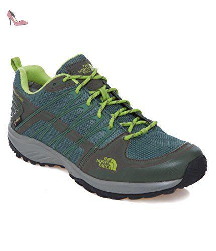Nike - Zapatillas para correr en montaña para hombre, color Gris, talla 44.5 EU (M) UK