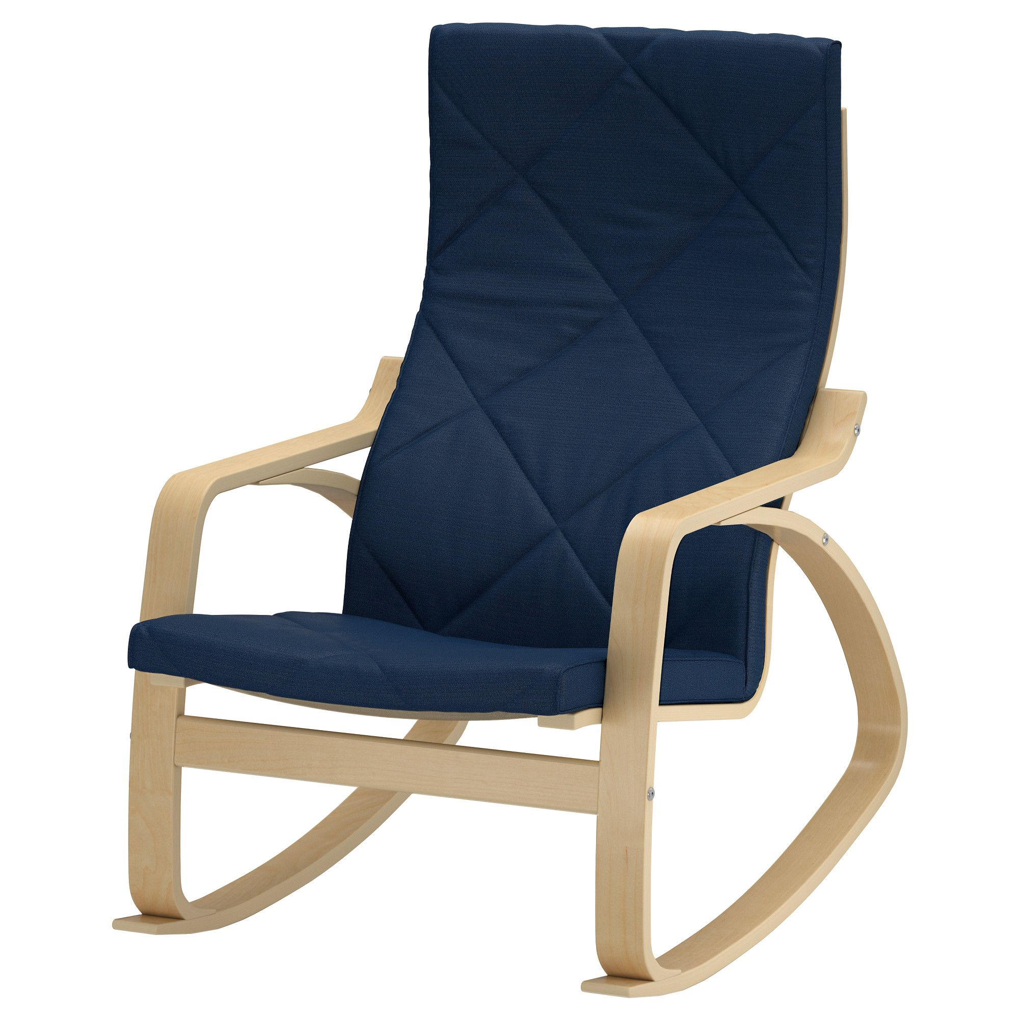 POÄNG люлеещ се стол IKEA (With images) Rocking chair