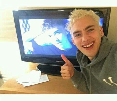 Olly found Shine on Aussie TV