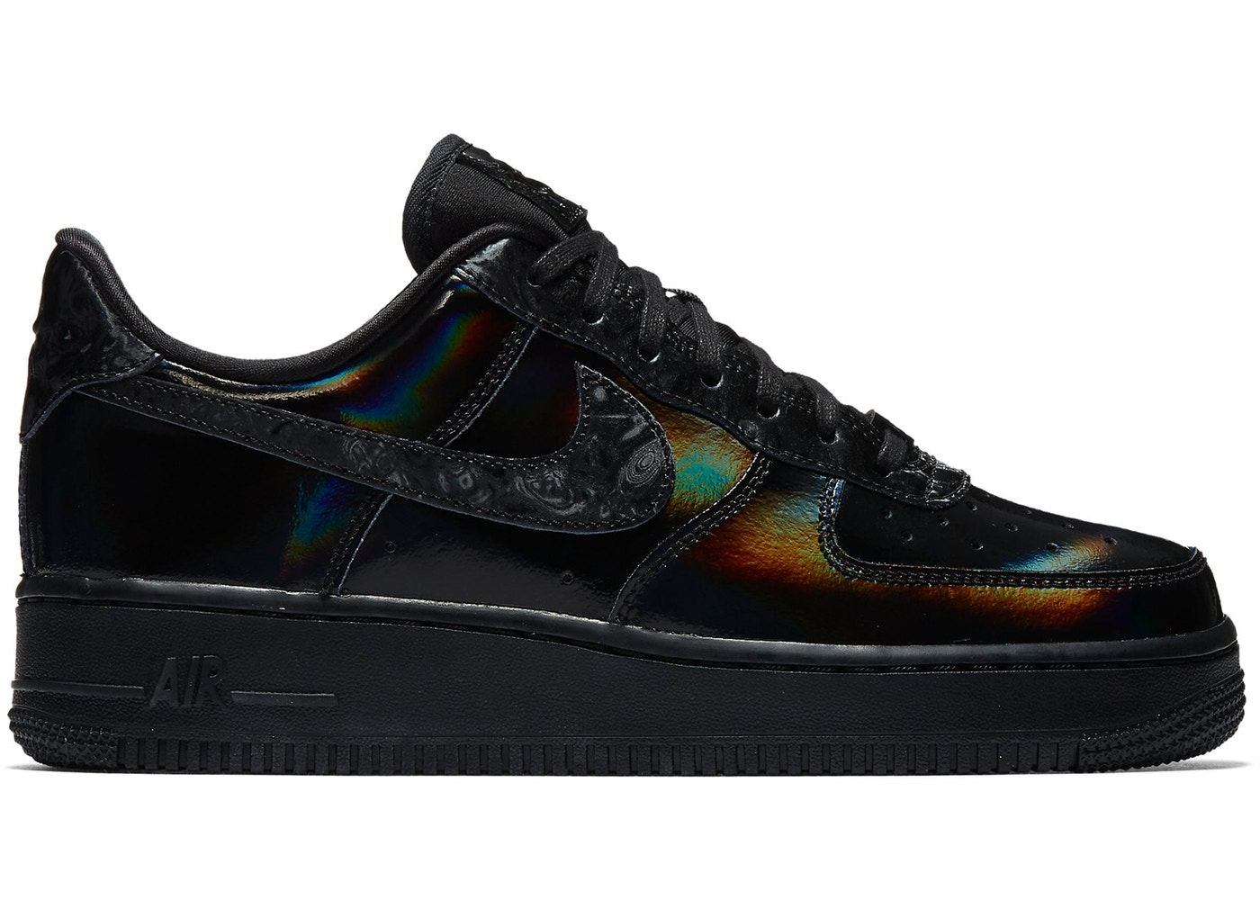 Check out the Air Force 1 Low Lux All-Star 2018 Black (W) available on  StockX 74b061b2489d