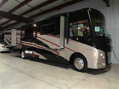 New 2015 Winnebago Vista 36Y Motor Home Class A at Pontiac
