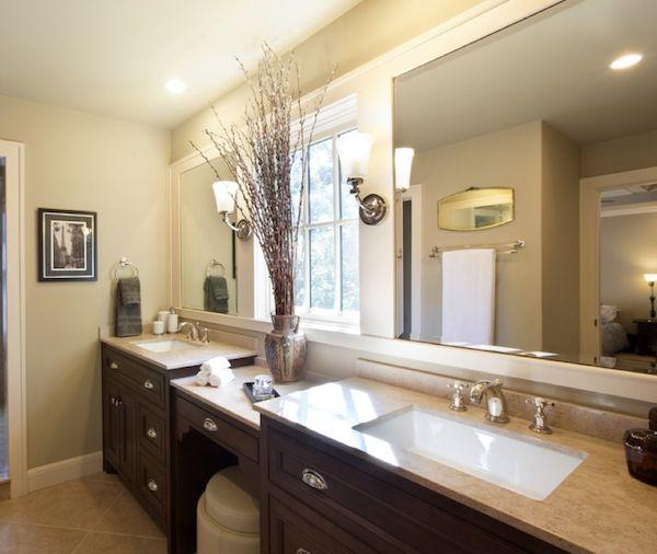 5 Most Popularity Double Sink Bathroom Vanity Ideas Vankkids Com Bathroom Vanity Designs Bathroom Sconces Double Vanity Bathroom